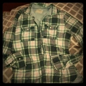 Cute Abercrombie button up